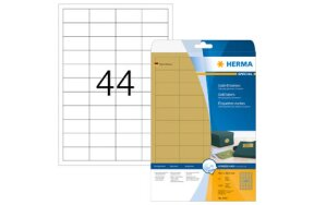 GOLD LABELS HERMA N.4102